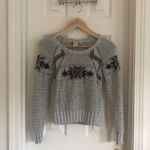 American Rag Knit Sweater